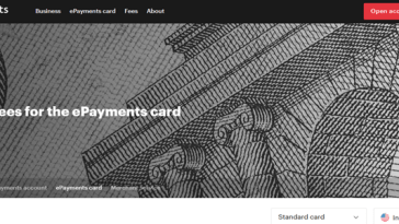 epayment mastercard account