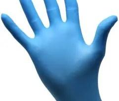 Safeko nitrile exam gloves