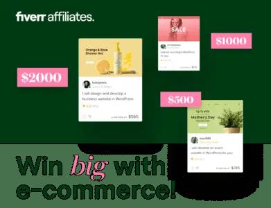 Win $2000 in Fiverr's Content Contest
