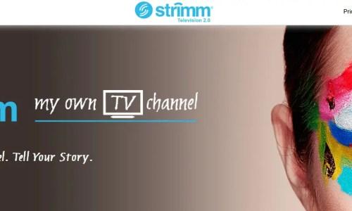 Strimm tv live