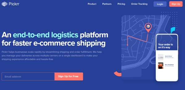 Pickrr pickrr courier review: shipping aggregator India