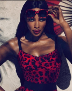 British Supermodel Naomi Campbell Named Kenya Tourism Ambassador