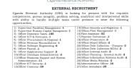 URA is jobs 2021
