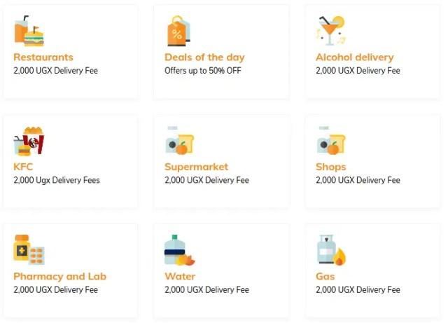 Jumia food services