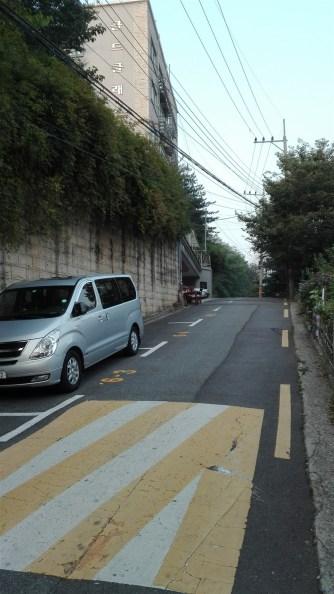 rue Arrivé à Séoul - Blog Corée du Sud - The korean dream