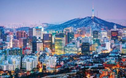 Seoul Arrivé à Séoul - The korean dream