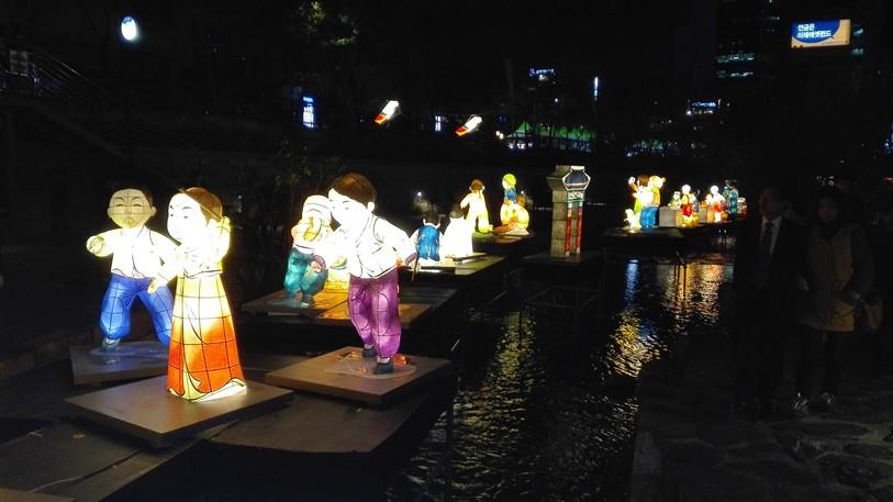 Festival de lanternes - Blog Corée du Sud - The korean dream