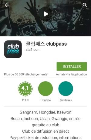clubs en corée a Séoul - blog corée du sud - the korean dream