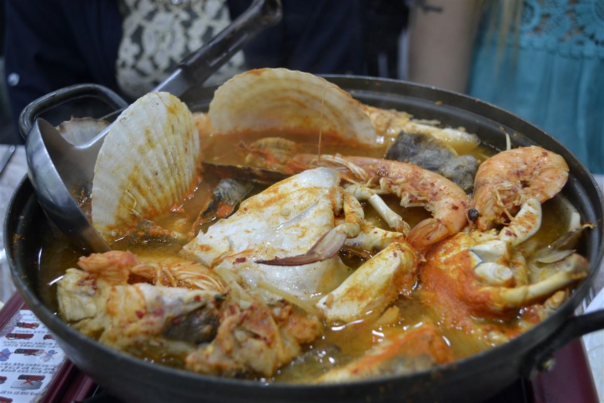 Noryangjin marché de poisson - blog corée du sud - The korean dream