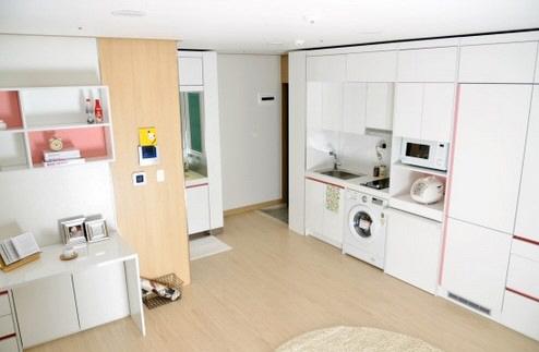 Appartement à Seoul, mode d'emploi et ordre de prix