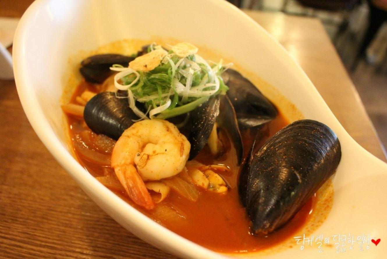 Jjambong - restaurants coreens - blog coree du sud - the korean dream