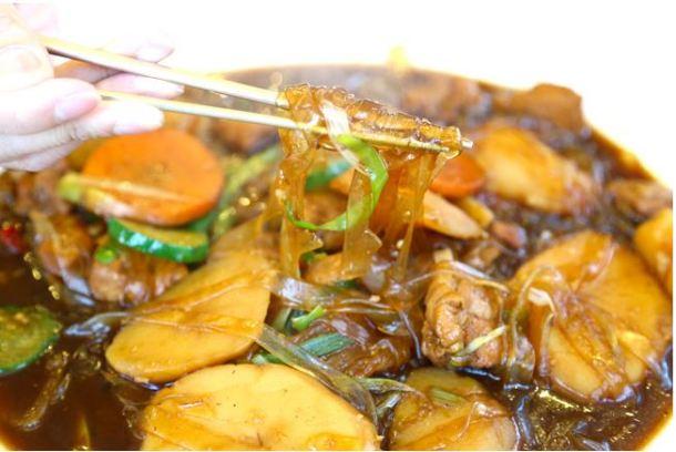 Jjimdak - restaurants coreens - blog coree du sud - the korean dream