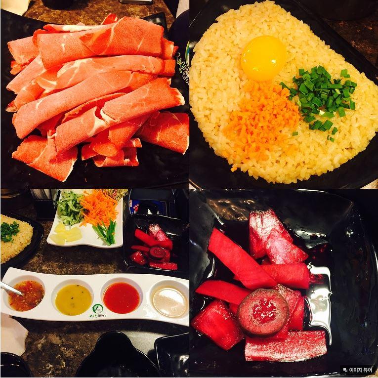 Shabu Shabu - restaurants coreens - blog coree du sud - the korean dream