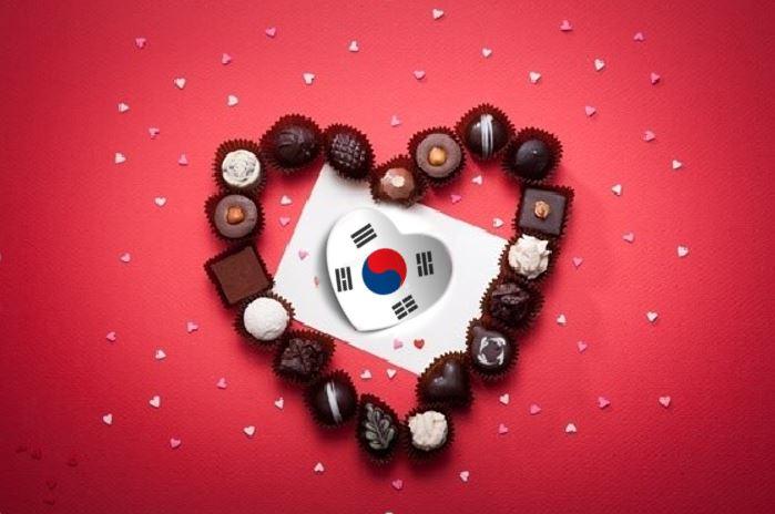 La Saint Valentin en Corée du Sud