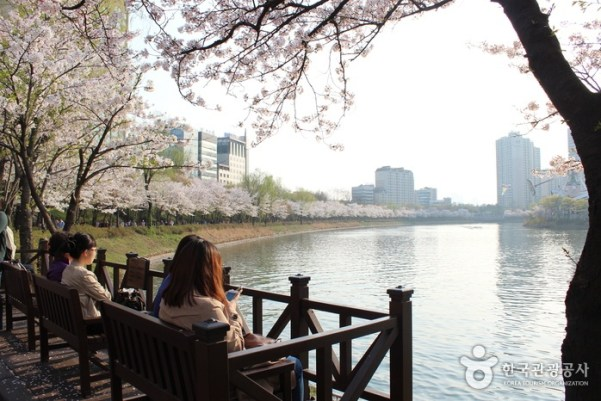 Seokchon lake Seoul top10 Parcs - blog coree du sud - the korean dream 2