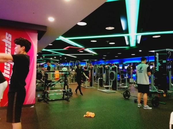 sport gratuit seoul - blog coree du sud - the korean dream 10