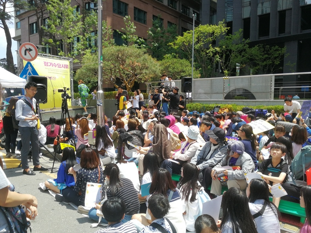 Les femmes de reconfort en coree - blog coree du sud - the korean dream 13