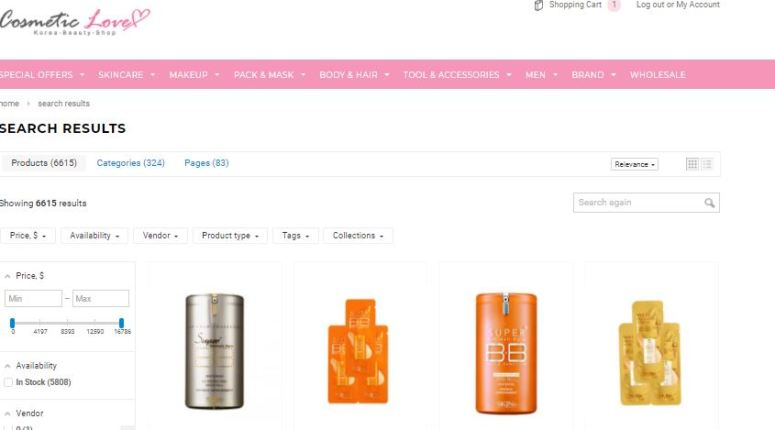 ou acheter des cosmetiques coreens - cosmetic-love - blog coree du sud - the korean dream (0)