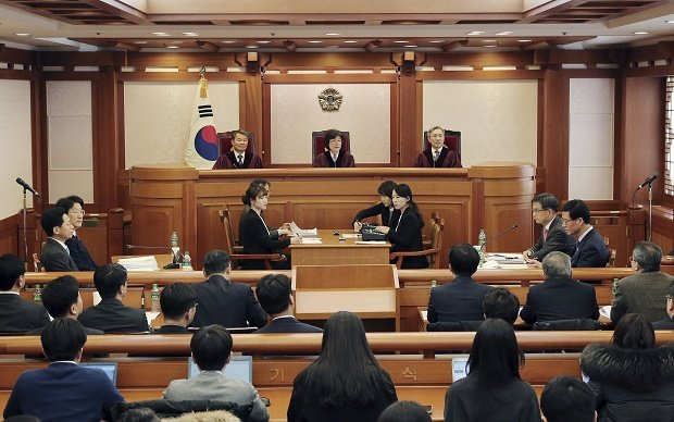 Korean Witness Preparation