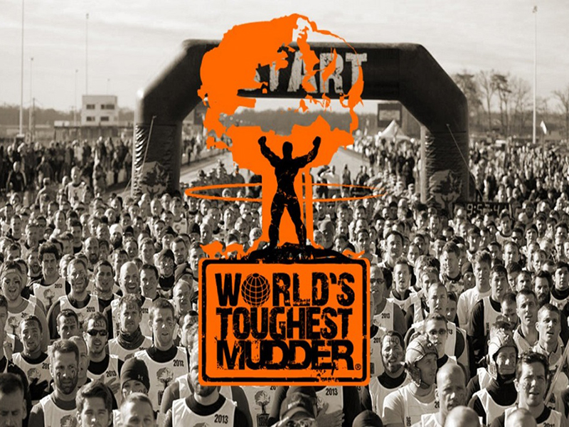 World's Toughest Mudder Pre-Race Thoughts