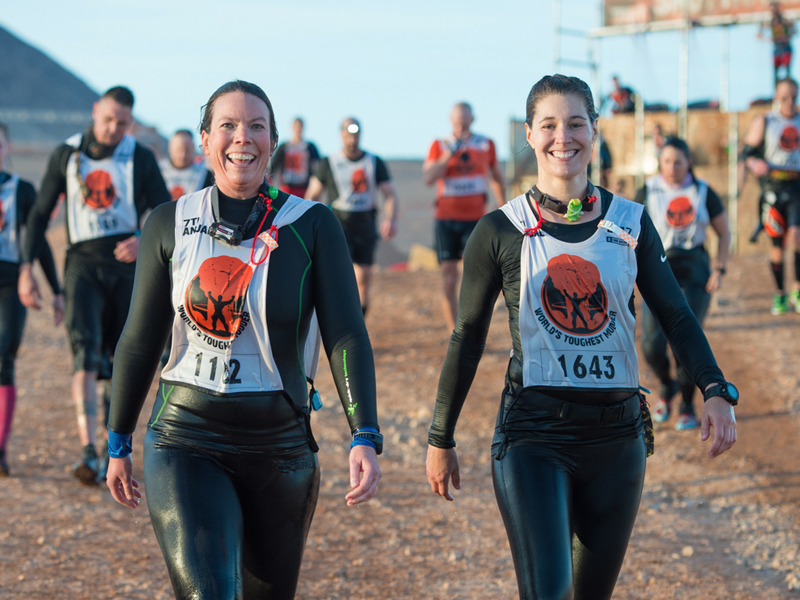 World's Toughest Mudder 2017 Success!