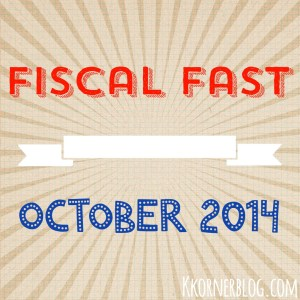 Fiscal Fast October 2014