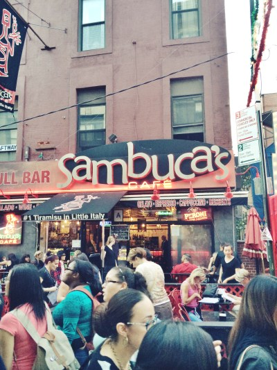 Sambuca's Little Italy
