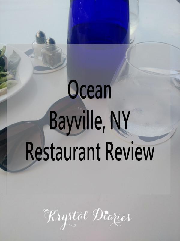 Ocean Restaurant Review