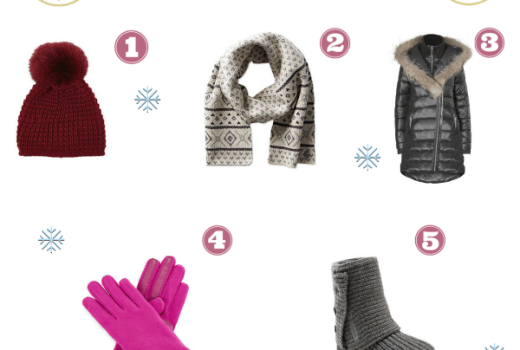 Cold Weather Essentials for visiting NYC this Holiday Season - The Krystal Diaries