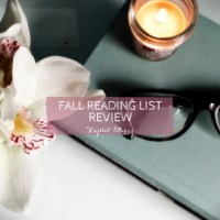 Fall Reading List Review