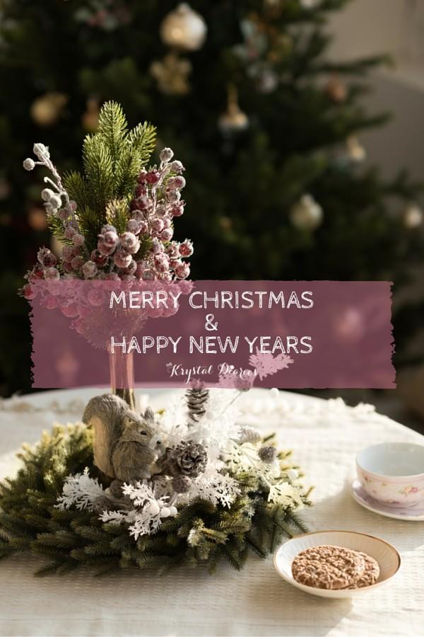 Merry Christmas & Happy New Years