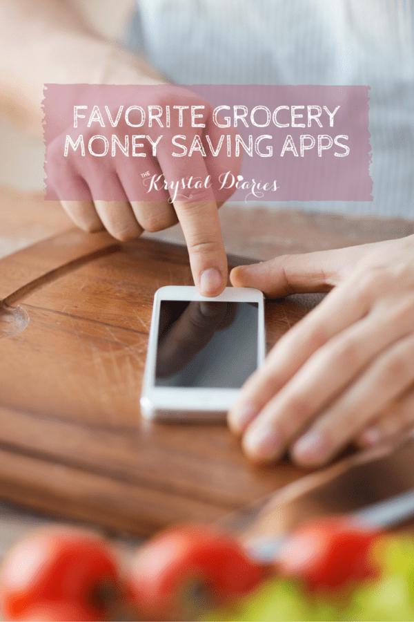 Favorite Grocery Money Saving Apps