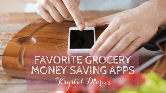 Favorite Grocery Money Saving Apps