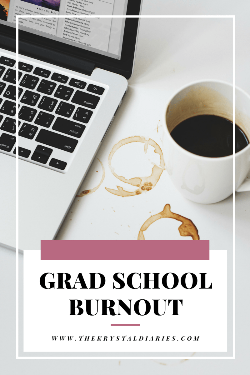 Grad School Burnout