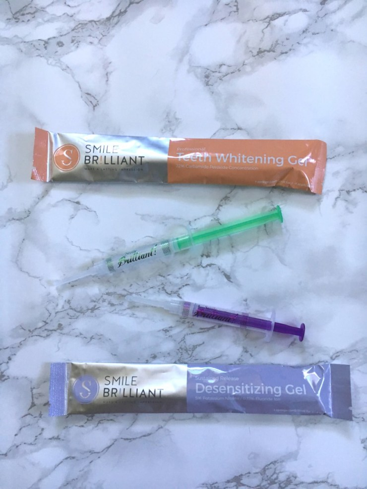 Smile Brilliant Teeth Whitening Review // The Krystal Diaries