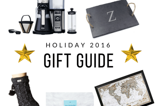 Holiday 2016 Gift Guide ft. Daniel Wellington // The Krystal Diaries