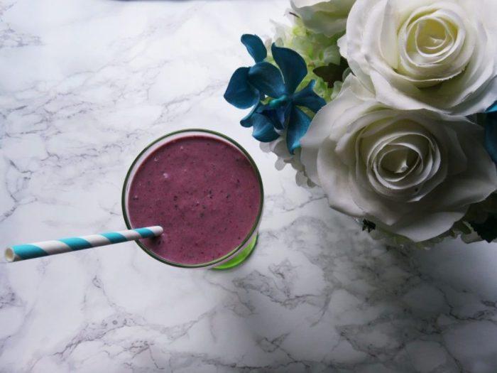 The Best Breakfast Smoothie // The Krystal Diaries
