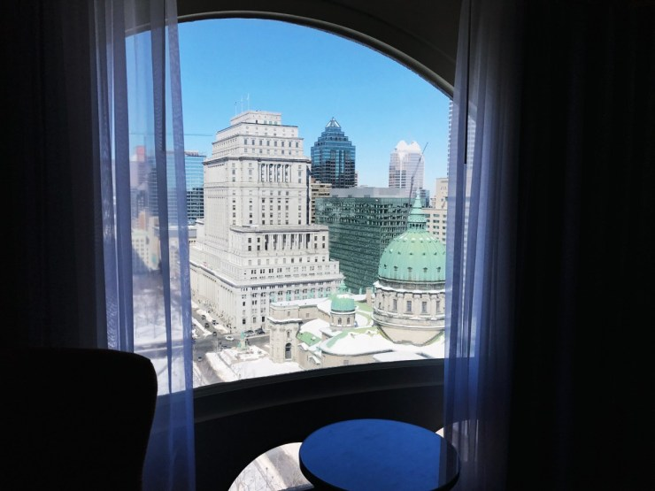 My stay at the Marriott Chateau Champlain in Montreal // The Krystal Diaries
