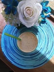 Collagen Peanut Butter Banana Smoothie // The Krystal Diaries
