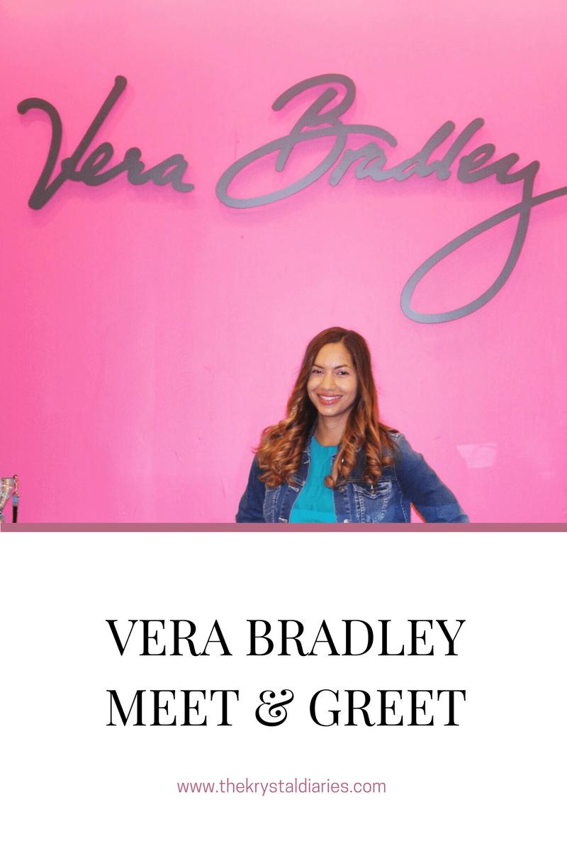 Vera Bradley Meet and Greet Recap