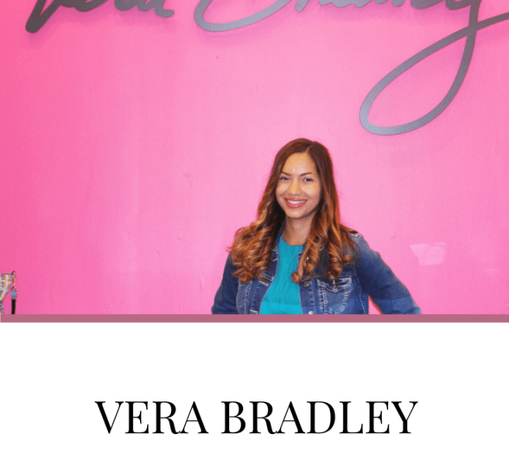 Vera Bradley Meet and Greet Recap // The Krystal Diares