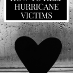 How To Help Hurricane Victims // The Krystal Diaries