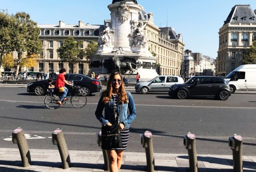 Paris & Brussels Trip Recap // The Krystal Diaries