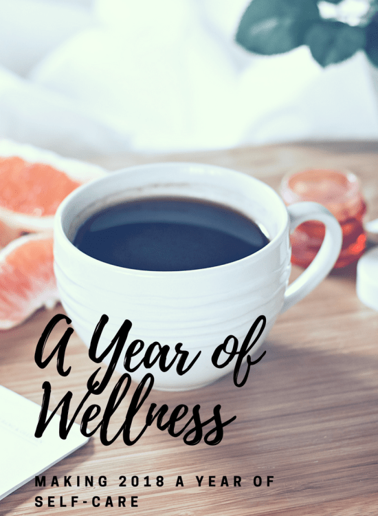 A Year of Wellness // The Krystal Diaries