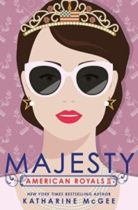 Book Cover: Majesty