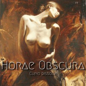 Horae Obscura XXXVIII ∴ Cupio dissolvi