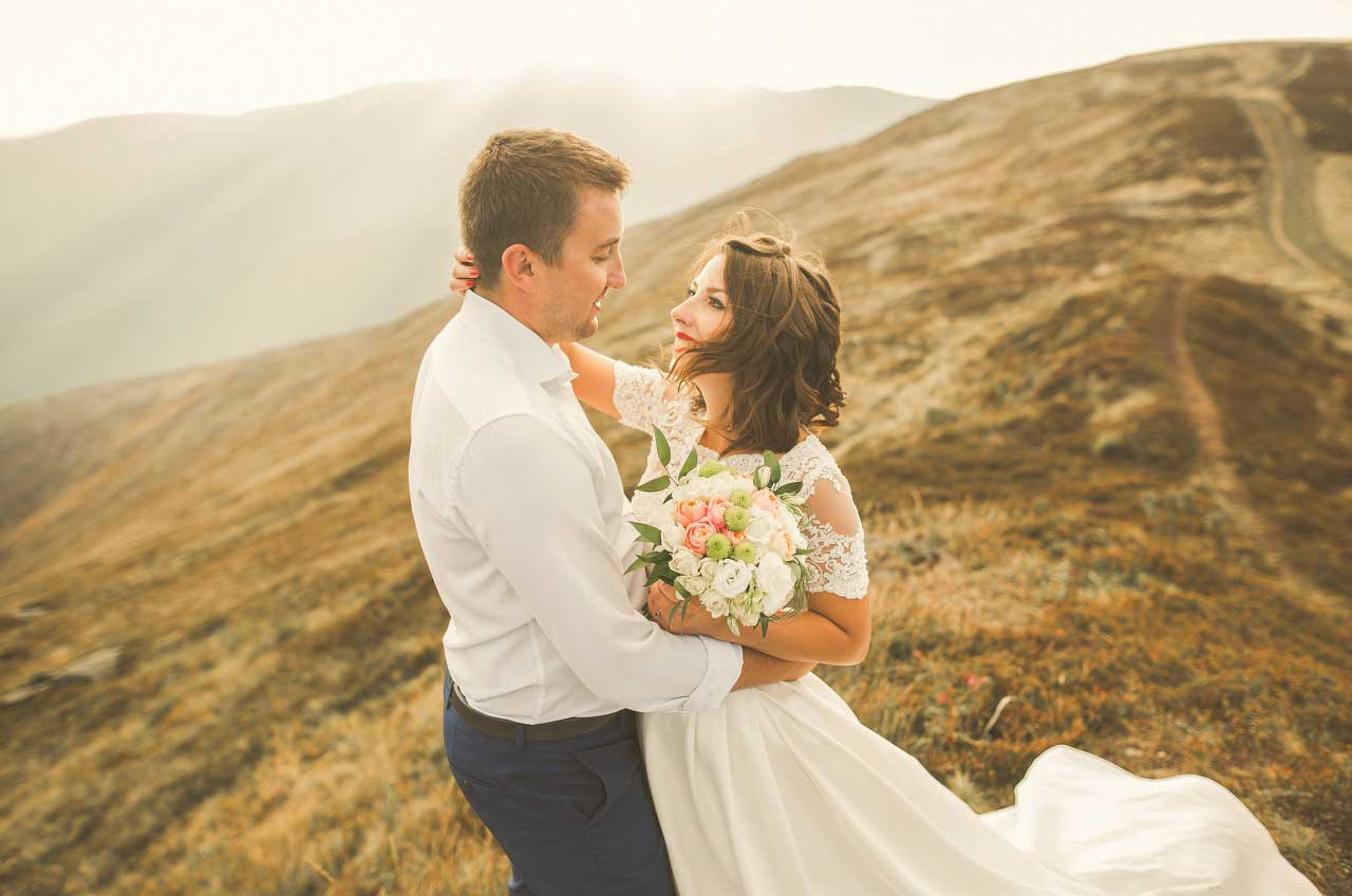 Blue Mountain Elopement Photography