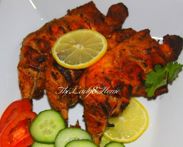 Tandoori Chicken From Scratch The Lady 8 Home