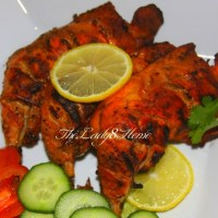 Tandoori Chicken - from scratch