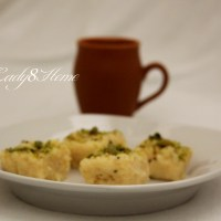 Kalakand - a decadent Indian sweet made of Ricotta Cheese